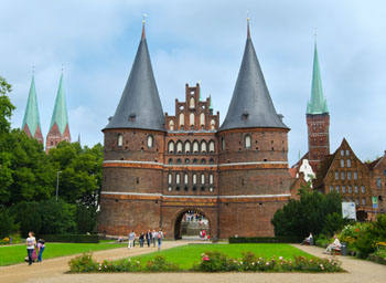 L�beck Holstentor  / Bild 34820058